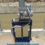 Automatización de compuertas en el Canal el Romero de Elqui