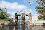 """Compuertas del """"Pont de Ferro"""""""